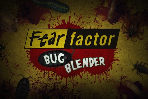 Screenshot Fear Factor Bug Blender