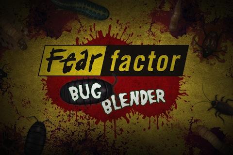 Screenshot Fear Factor Bug Blender