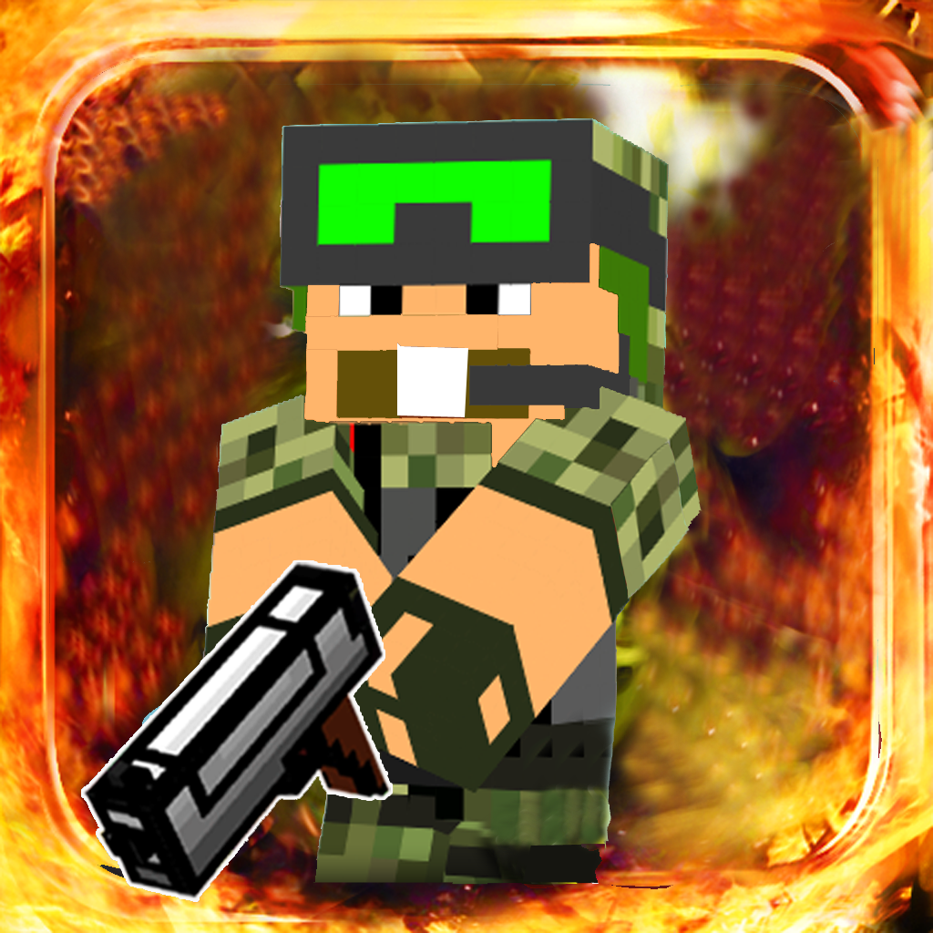 Pixel Gun 3D - Mine Mini Games
